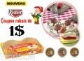 Coupon rabais caché de 1$ sur 2 croûtes à tarte ou 2 tartes Ready Crust de Keebler