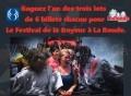 Concours Loto-Québec: Gagnez l'un des trois lots de 6 billets chacun pour Le Festival de la frayeur à La Ronde.