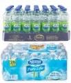 Emballage de 28 bouteilles (500ml) d'eau de source naturelle Pure Life Nestlé ou Naya à 2,98$ au lieu de 5,49$