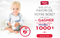 """Concours Playtex: Gagnez 1 de 3 cartes-cadeaux Babies """"R""""Us de 1000$ ou 1 de 10 paniers-cadeau de produits Playtex pour bébés"""