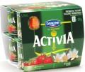 Yogourt Activia de Danone (8x100g) à 1.74$ au lieu de 4,99$