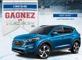Concours Hyundai: Gagnez un Tucson 2016 (valeur + de 33.000$)
