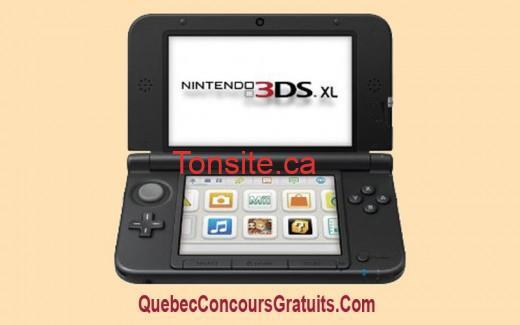 Concours Classic Heartland: Gagnez une console nintendo 3ds xl