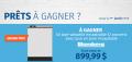 Concours Ameublement Tanguay: Gagnez un lave-vaisselle Blomberg (valeur de 899,99$)