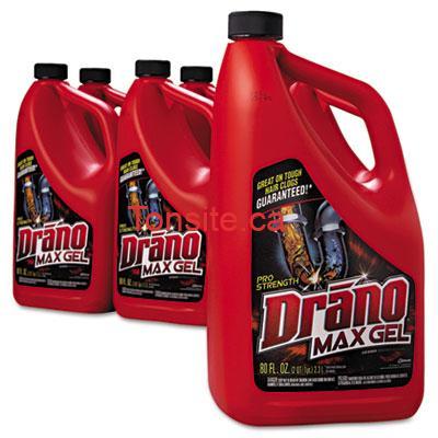 Drano débouche-tuyau à 99¢ au lieu de 3.99$