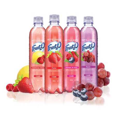 Coupon rabais (Achetez 1, obtenez-en 1 gratuit) sur une boisson Sparking Fruit2O