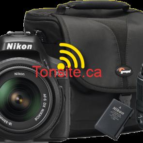 Concours Schiller's Camera: Gagnez un appareil photo nikon d5300 et ses accessoires