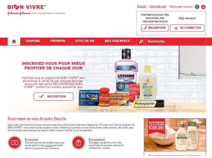 bienvivre - Sites internet pour obtenir des coupons rabais au Québec