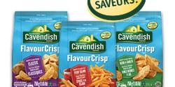 Frites croustillantes Cavendish Flavour Crisp à 1,24$ au lieu de 3,97$