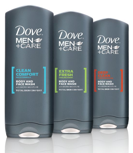 Gel douche Dove Men+Care GRATUIT + 51¢ dans vos poches!