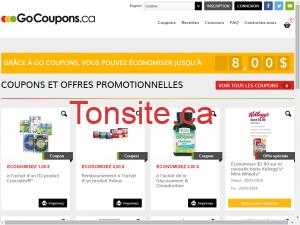gocoupons e1453598176949 - Sites internet pour obtenir des coupons rabais au Québec