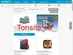 save e1453599074947 - Sites internet pour obtenir des coupons rabais au Québec