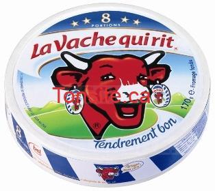 Boîte ronde La Vache Qui Rit (8 portions) à 1$ seulement