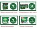 Nouveaux coupons rabais sur les produits Danone Activia