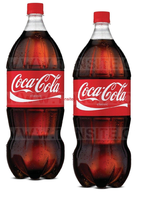 Boisson gazeuse Coca Cola (2L) à 98¢ au lieu de 1,49$