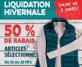 Village des Valeurs: Obtenez 50% de rabais!
