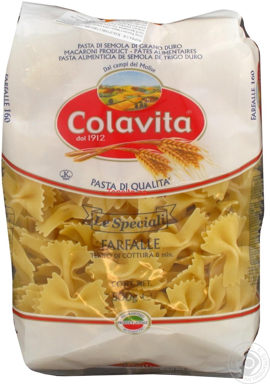 Pâtes alimentaires Colavita à 66¢ seulement!