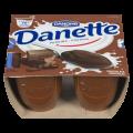Dessert Danette de Danone(4 x 100g) à 49¢ au lieu de 2,99$