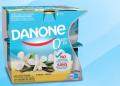Emballage de 8 pots de yogourt Danone 0% à 1,50$ seulement!