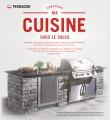 Concours TVA et Permacon: Gagnez une cuisine extérieure d'une valeur de 9500$