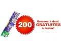 200 brosses à dents Arm & Hammer Truly Radiant Spinbrush gratuites à essayer!