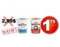 Pot de yogourt Astro Original 650g -750 g à 1,75$ au lieu de 2,99$