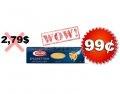 Pâtes alimentaires Barilla à 99¢ au lieu de 2,79$