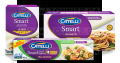 Coupon rabais de 1$ sur 2 produits Catelli Smart Légumes