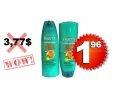 Shampoing, revitalisant ou produit coiffant Fructis de Garnier à 1,96$ au lieu de 3,77$