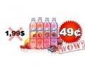 Boisson Sparkling Fruit2O à 49¢ au lieu de 1,99$