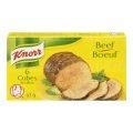 Boîte de 6 cubes de bouillon Knorr à 77¢ au lieu de 2,27$