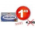 Fromage à la crème en brique Philadelphia à 1,49$ au lieu de 4,29$