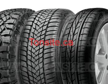Gagnez un set de pneus good year offert par midas