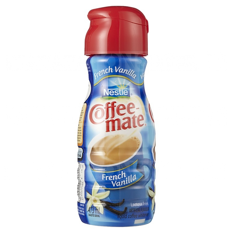 Colorant à café Coffee Mate - 473ml de Nestle à 50¢ au lieu de 3$