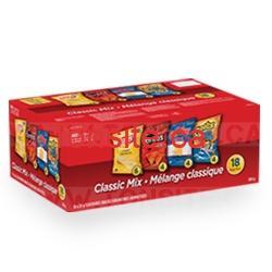 Emballage multiple Frito-Lay au choix (18 unités) à 3.97$ au lieu de 6.97$