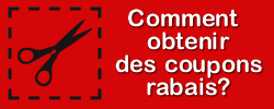 sites de coupons rabais