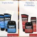 Coupon rabais de 2$ sur tout produit OXY