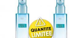 GRATUIT: Obtenez un échantillon gratuit d'un hydratant pour la peau Hydra Genius de l'Oréal Paris