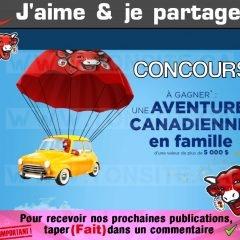 Concours La Vache Qui Rit: Gagnez une aventure canadienne en famille (valeur de 5000$), des coupons rabais et plus
