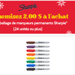 sharpie coupon