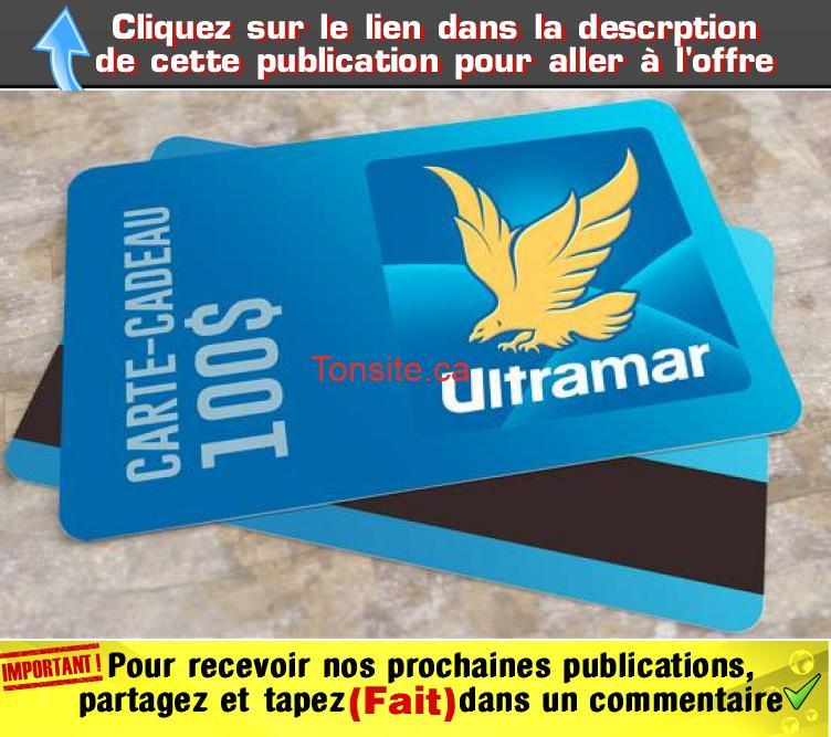 ultramar 200 jpg - 200$ d'essence Ultramar à gagner!