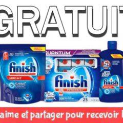 finish gratuit 2018 240x240 - GRATUIT: Obtenez un agent de rinçage, un nettoyant machine ou détergent  Finish GRATUITEMENT!
