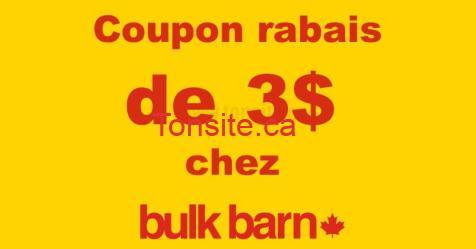 bulkbarn - Bulk Barn coupon Canada 2019 bulk food, soup, nuts, candy, snacks...