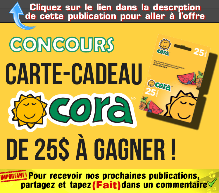 cora-25-concours
