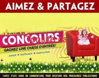 domon concours2 jpg - Concours: Gagnez une jolie chaise d'entrée