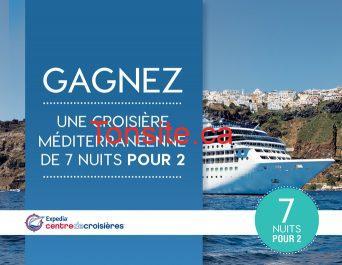 stokes concours2 1 - Concours Stokes: Gagnez une croisière pour 2 de 7 nuits en méditerranée