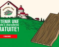 villagio plancher 240x193 - GRATUIT: Obtenez une planche à charcuteries GRATUITE !