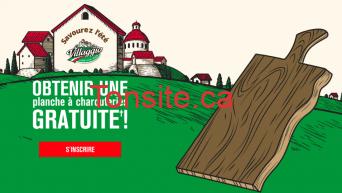 villagio plancher - GRATUIT: Obtenez une planche à charcuteries GRATUITE !