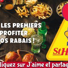 ST HUBERT COUPONS 240x240 - Nouveaux coupons rabais St-Hubert