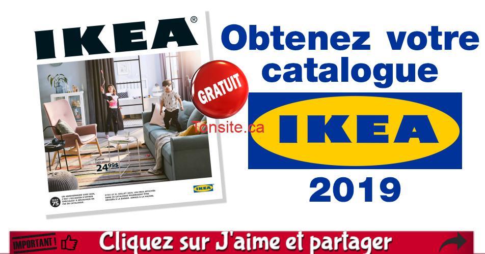 ikea catalogue 2019 - GRATUIT: Obtenez un catalogue IKEA 2019